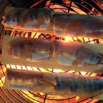 Fish BBQ Board