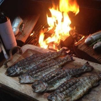 River Trout BBQ