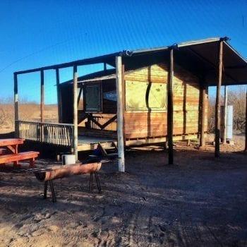 karoo-camp accomodations