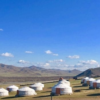 Authentic Steppe Mongolia